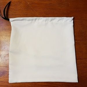 8e7b0c30fcce Gucci Accessories | Belt Dust Bag White Satin | Poshmark